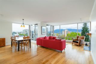Photo 7: 502 1590 W 8TH Avenue in Vancouver: Fairview VW Condo for sale (Vancouver West)  : MLS®# R2620811