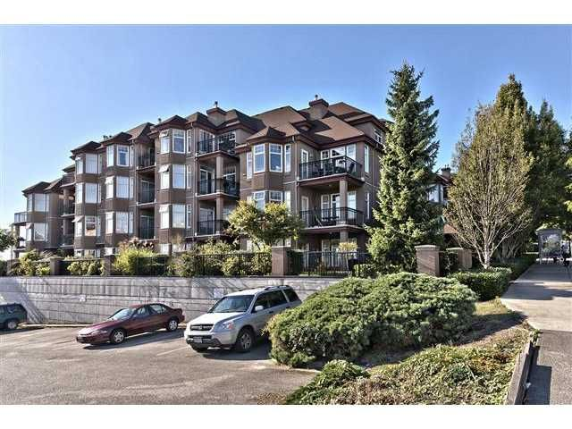 """Main Photo: # 303 580 12TH ST in New Westminster: Uptown NW Condo for sale in """"THE REGENCY"""" : MLS®# V912758"""