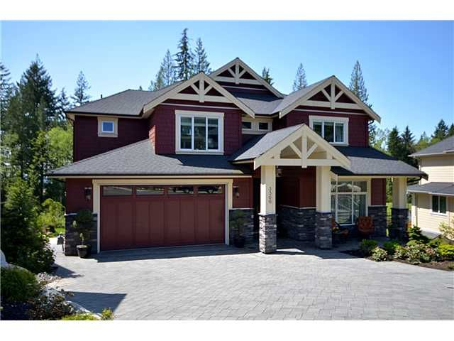 """Main Photo: 3366 RED ALDER Place in Coquitlam: Burke Mountain House for sale in """"BIRCHWOOD ESTATES"""" : MLS®# V950690"""