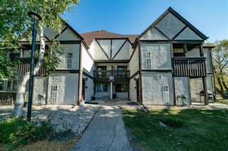 Photo 1: 105 111 SWINDON Way in Winnipeg: Tuxedo Condominium for sale (1E)  : MLS®# 202124663