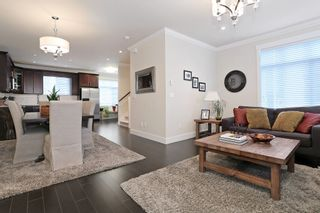 """Photo 4: 4 8433 164TH Street in Surrey: Fleetwood Tynehead Townhouse for sale in """"THE ENCORE AT MAPLE ON 164TH"""" : MLS®# R2023678"""