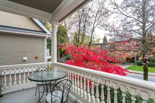"""Photo 1: 109 1195 W 10TH Avenue in Vancouver: Fairview VW Townhouse for sale in """"BOLLERT PLACE"""" (Vancouver West)  : MLS®# R2014004"""