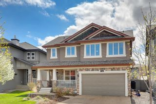 Photo 1: 718 CAINE Boulevard in Edmonton: Zone 55 House for sale : MLS®# E4248900