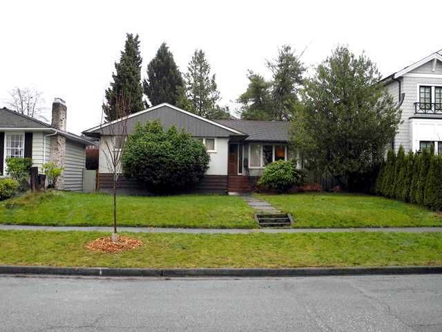 Photo 1: Photos: 3156 W 19TH Avenue in Vancouver: Arbutus House for sale (Vancouver West)  : MLS®# V1079646