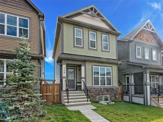 Photo 1: 159 SAGE BANK Grove NW in Calgary: Sage Hill House for sale : MLS®# C4083472