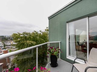 """Photo 5: 502 1508 MARINER Walk in Vancouver: False Creek Condo for sale in """"Mariner Point"""" (Vancouver West)  : MLS®# R2559474"""