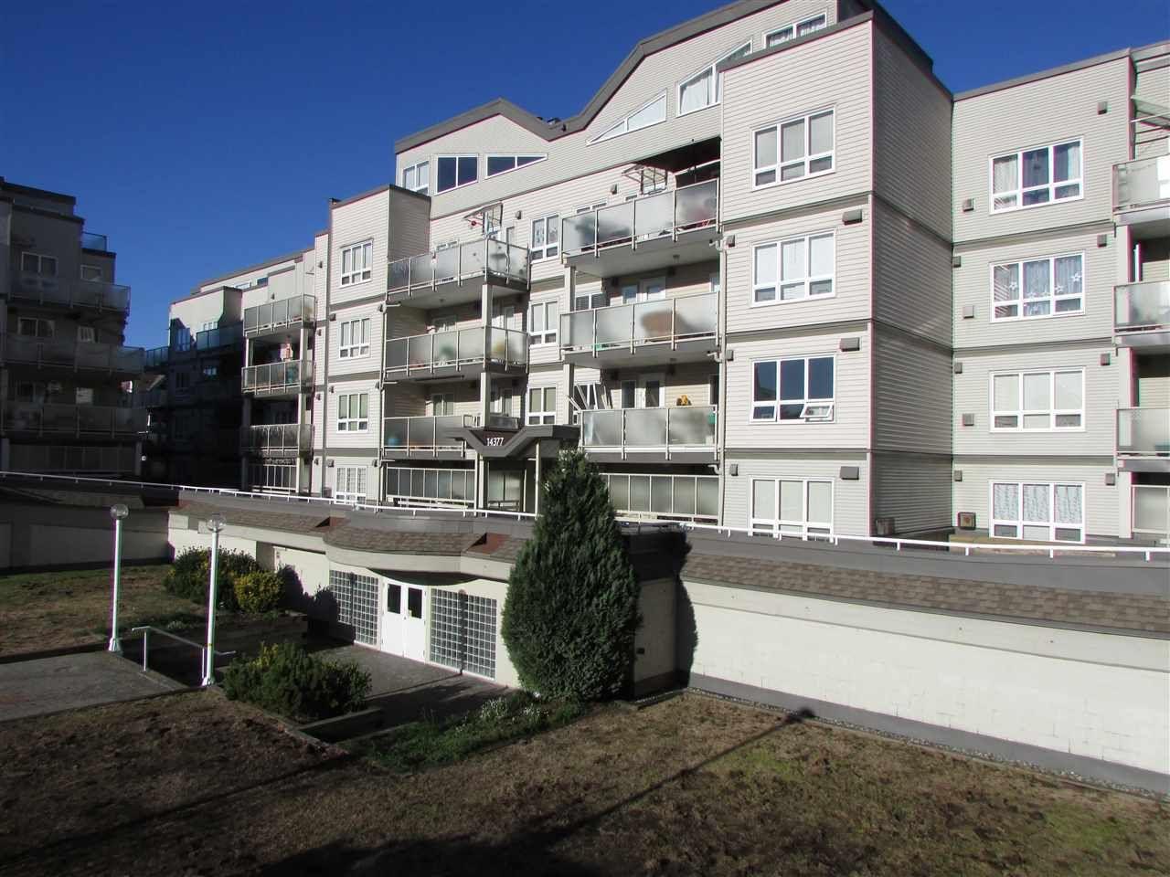 "Main Photo: 310 14377 103 Avenue in Surrey: Whalley Condo for sale in ""CLAIRIDGE COURT"" (North Surrey)  : MLS®# R2326969"