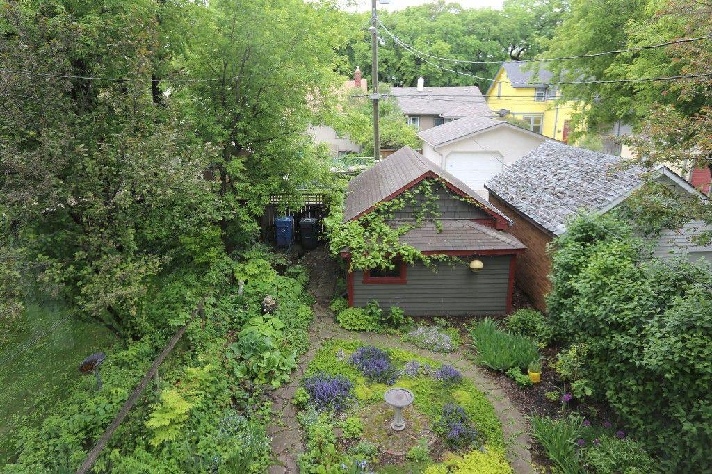Photo 24: Photos: 530 Greenwood Place in Winnipeg: Wolseley Single Family Detached for sale (West Winnipeg)  : MLS®# 1614507