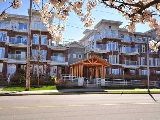 """Photo 1: 223 4280 MONCTON Street in Richmond: Steveston South Condo for sale in """"The Village"""