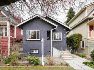 Photo 2: 263 E 32ND AVENUE in Vancouver: Main House for sale (Vancouver East)  : MLS®# R2359937