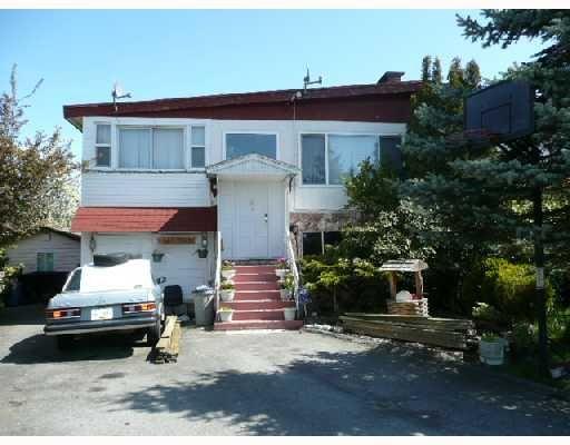 Main Photo: 3271 SPRINGHILL Place in Richmond: Steveston North 1/2 Duplex for sale : MLS®# V756351