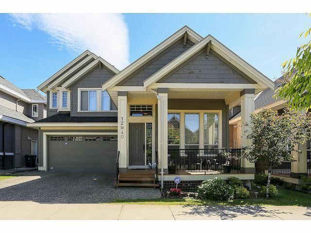 Main Photo: 12940 58B Avenue in Surrey: Panorama Ridge House for sale : MLS®# F1414063