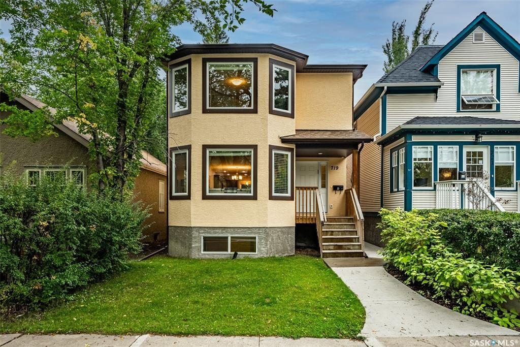 Main Photo: 719 Main Street East in Saskatoon: Nutana Residential for sale : MLS®# SK869887