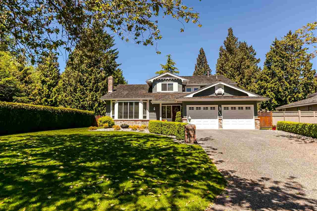 """Main Photo: 1639 133A Street in Surrey: Crescent Bch Ocean Pk. House for sale in """"AMBLEGREEN"""" (South Surrey White Rock)  : MLS®# R2169995"""
