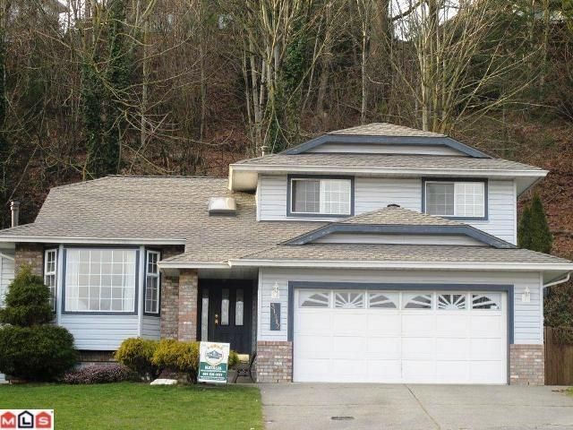 Main Photo: 31312 Fibish Place in Abbotsford: House  : MLS®# f1111686