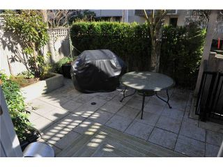 """Photo 4: 5436 LARCH Street in Vancouver: Kerrisdale Townhouse for sale in """"THE LARCHWOOD"""" (Vancouver West)  : MLS®# V934976"""
