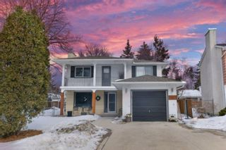 Photo 1: 43 St Dunstans Bay in Winnipeg: Fort Richmond Residential for sale (1K)  : MLS®# 202006265