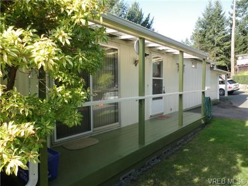 Photo 4: Photos: 78 5838 Blythwood Rd in SOOKE: Sk Saseenos Manufactured Home for sale (Sooke)  : MLS®# 623375