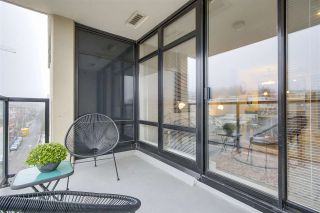 "Photo 8: 708 610 VICTORIA Street in New Westminster: Downtown NW Condo for sale in ""The Point"" : MLS®# R2230240"