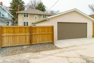 Photo 47: 150 Queenston Street in Winnipeg: River Heights North Residential for sale (1C)  : MLS®# 202110519