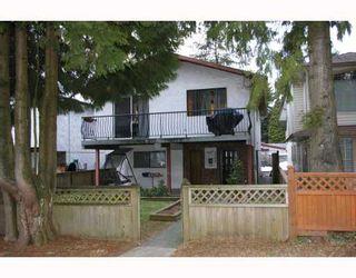 Photo 1: 3153 HASTINGS Street in Port_Coquitlam: Central Pt Coquitlam House for sale (Port Coquitlam)  : MLS®# V750370