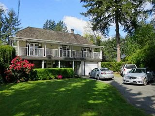 Photo 1: 5573 125A Street in Surrey: Panorama Ridge House for sale : MLS®# F1439449