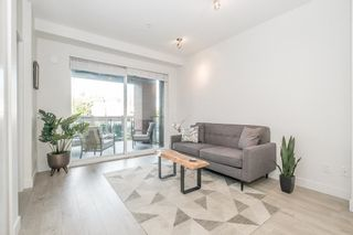 """Photo 3: 220 723 W 3RD Street in North Vancouver: Harbourside Condo for sale in """"THE SHORE"""" : MLS®# R2591166"""