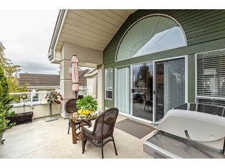 """Photo 33: 147 4001 OLD CLAYBURN Road in Abbotsford: Abbotsford East Townhouse for sale in """"CEDAR SPRINGS"""" : MLS®# R2555932"""
