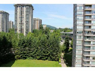 Photo 2: 1008 9623 MANCHESTER DRIVE in Burnaby North: Cariboo Condo for sale ()  : MLS®# V1125599
