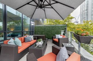 """Photo 28: 302 1189 MELVILLE Street in Vancouver: Coal Harbour Condo for sale in """"THE MELVILLE"""" (Vancouver West)  : MLS®# R2611872"""