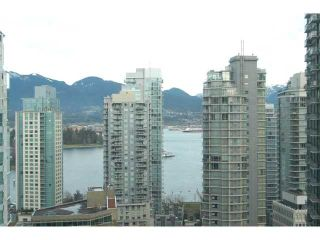 Photo 1: 2001 1239 W GEORGIA Street in Vancouver: Coal Harbour Condo for sale (Vancouver West)  : MLS®# V924962