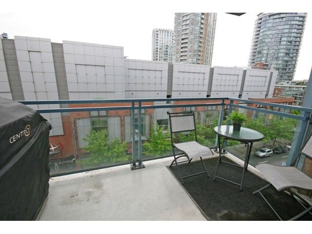"""Photo 9: Photos: 514 555 ABBOTT Street in Vancouver: Downtown VW Condo for sale in """"PARIS PLACE"""" (Vancouver West)  : MLS®# V890587"""