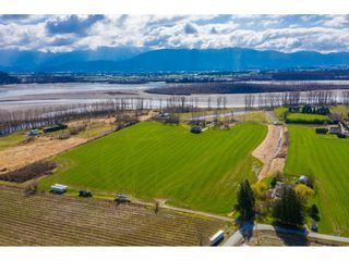"Photo 3: LT.4 NICOMEN ISLAND TRUNK Road in Mission: Dewdney Deroche Land for sale in ""Deroche"" : MLS®# R2555197"