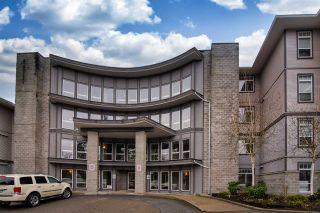 """Photo 1: 217 13277 108 Avenue in Surrey: Whalley Condo for sale in """"Pacifica"""" (North Surrey)  : MLS®# R2429240"""