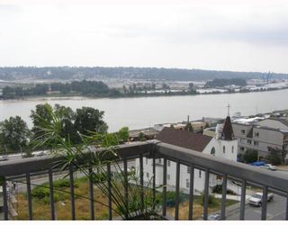 """Photo 7: 803 209 CARNARVON Street in New_Westminster: Downtown NW Condo for sale in """"ARGYLE HOUSE"""" (New Westminster)  : MLS®# V780991"""
