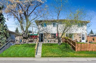 Main Photo: 3235 Doverville Crescent SE in Calgary: Dover Semi Detached for sale : MLS®# A1106172