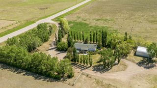 Photo 1: 242031   232 Township Road NE in Rural Wheatland County: House for sale : MLS®# A1061769