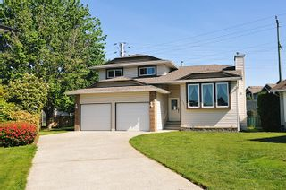 """Photo 1: 12217 CHESTNUT Crescent in Pitt Meadows: Mid Meadows House for sale in """"SOMERSET"""" : MLS®# R2073485"""