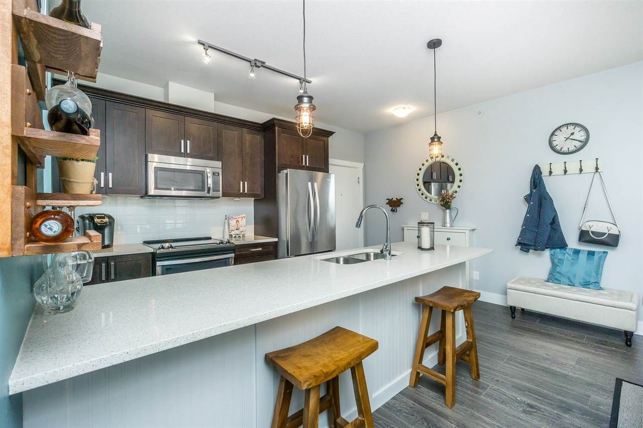 """Main Photo: 404 2288 WELCHER Avenue in Port Coquitlam: Central Pt Coquitlam Condo for sale in """"AMANTI"""" : MLS®# R2241210"""