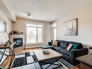 Photo 4: 307 2 HEMLOCK Crescent SW in Calgary: Spruce Cliff Apartment for sale : MLS®# A1076782