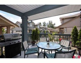 "Photo 10: 75 19250 65TH Avenue in Surrey: Clayton Townhouse for sale in ""Sunberry Court"" (Cloverdale)  : MLS®# F2914033"