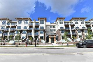 Photo 1: 434 4033 MAY DRIVE in Richmond: West Cambie Condo for sale : MLS®# R2490470