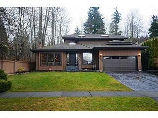 "Photo 1: 2012 MEADOWOOD PK in Burnaby: Forest Hills BN House for sale in ""FOREST HILLS"" (Burnaby North)  : MLS®# V1044872"