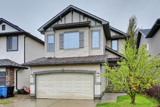 Photo 1: 56 Cranwell Lane SE in Calgary: Cranston Detached for sale : MLS®# A1111617