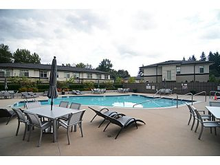 Photo 17: # 22 1125 KENSAL PL in Coquitlam: New Horizons Townhouse for sale : MLS®# V1136782
