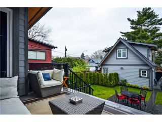 Photo 16: 3309 W 12TH AV in Vancouver: Kitsilano House for sale (Vancouver West)  : MLS®# V1009106
