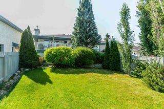 Photo 30: 120 OEMING Road in Edmonton: Zone 14 House Half Duplex for sale : MLS®# E4252455