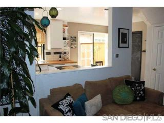 Photo 5: NORTH PARK Townhouse for sale : 2 bedrooms : 3967 Utah St #1 in San Diego