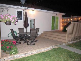 Photo 16: 213 Horton Avenue West in Winnipeg: West Transcona Residential for sale (3L)  : MLS®# 1726814