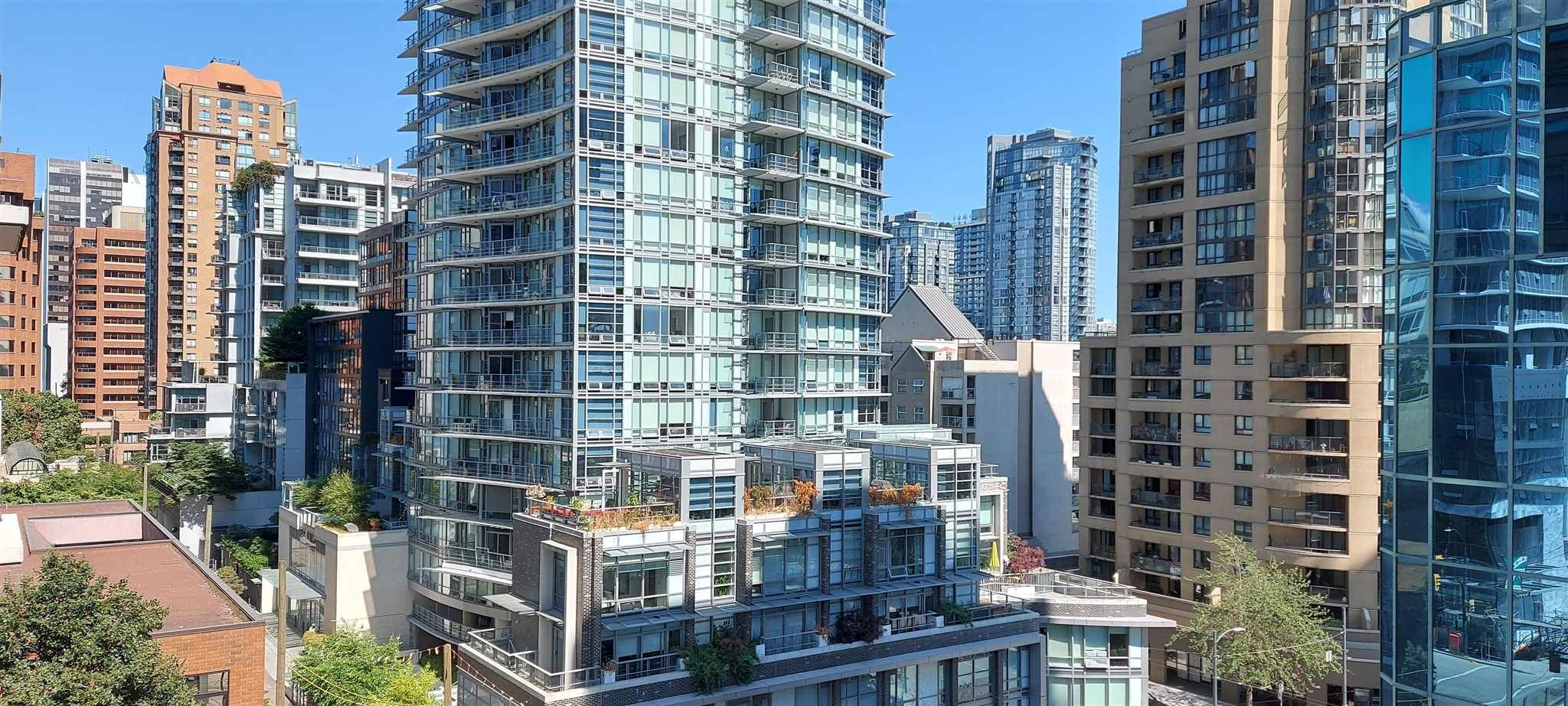 """Main Photo: 807 1308 HORNBY Street in Vancouver: Downtown VW Condo for sale in """"Salt"""" (Vancouver West)  : MLS®# R2605361"""
